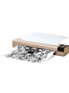 Atomus thermal copier machine  tattoo stencils