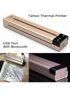 Young And Beautiful thermal copier machine  tattoo stencils