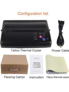 yl thermal copier machine  tattoo stencils