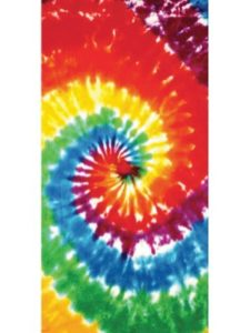 Creative Converting tie dye  tissue papers