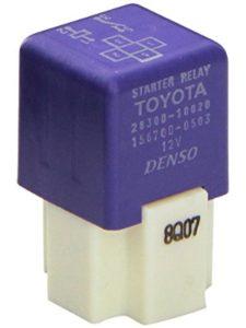 Toyota starter relay