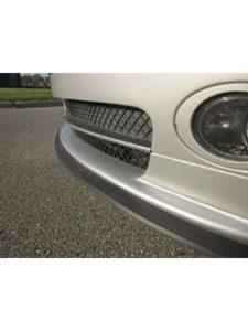 True Line toyota yaris  front bumper lips