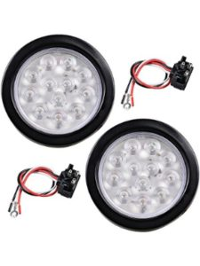 Round Tail Light    trailer led light conversion kits