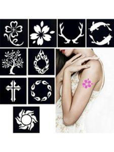 glaryyears tree  tattoo stencils