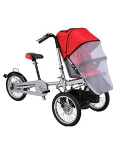 Tdogs tricycle  child carriers