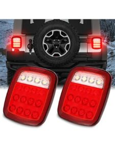 AMBOTHER trailer tail lights