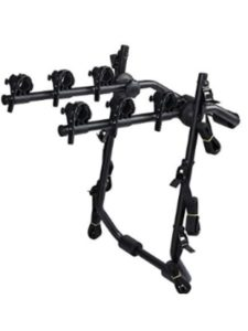 Overdrive    trunk mount bike rack spoilers