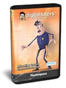 Digital Tutors tutorial maya  character animations