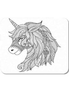 Emvency unicorn  henna tattoos