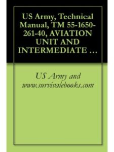US Army and www.survivalebooks.com unit police  technical supports