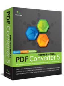 Nuance Communications utility  pdf converters