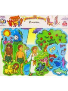 Little Folk Visual visuals  bible stories