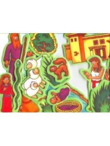 Little Folk Visuals / Betty Lukens visuals  bible stories