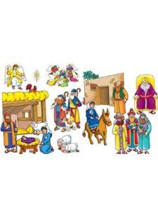 Little Folk Visuals visuals  bible stories