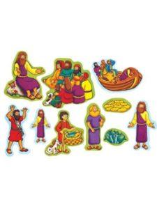 Little Folks Visuals visuals  bible stories