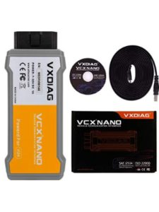 VXDIAG transmission control module