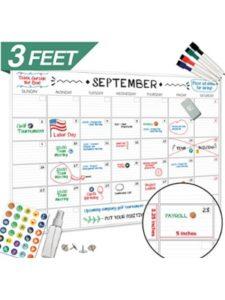 Lushleaf Designs wall  schedule organizers