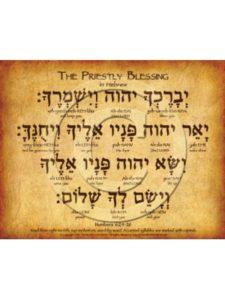 The WORD in HEBREW watermark  office words