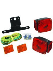 Wesbar trailer light kit
