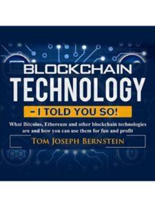Thomas J. Bernstein whats  blockchain technologies