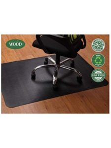 Lesonic wood  rolling chairs