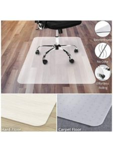 Office Marshal wood  rolling chairs