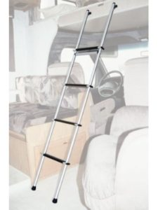 Topline wooden rv  bunk ladders