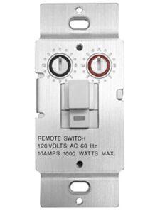 X10 relay switch