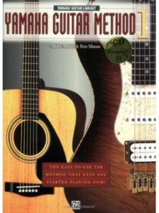 Alfred Music    yamaha guitar method book 1S