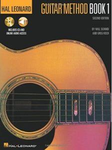 Hal Leonard    yamaha guitar method book 1S