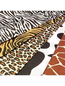 HYGLOSS PRODUCTS    zebra tissue papers