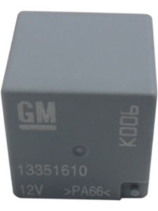 General Motors main relay