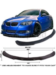 GT-Speed 2012 ford focus  front bumper lips