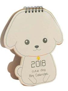 East Majik 2017  mini desk calendars