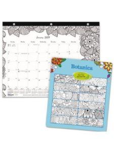 REDIFORM OFFICE PRODUCTS 2017  mini desk calendars