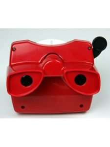 View-Master 3d model viewer