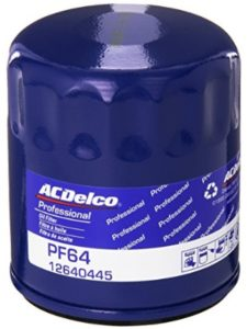 ACDelco    ac delco oil filters