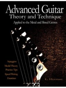 CreateSpace Independent Publishing Platform advanced  guitar techniques
