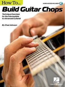 Hal Leonard advanced  guitar techniques