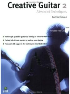 Music Sales America advanced  guitar techniques
