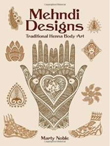 Dover Publications african  henna designs