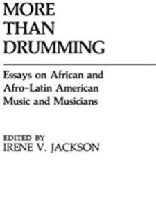 Praeger afro history  latin american musics