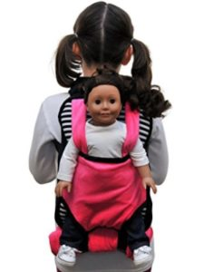 The Queen's Treasures    american girl doll backpack carriers