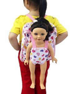 WensLTD    american girl doll backpack carriers