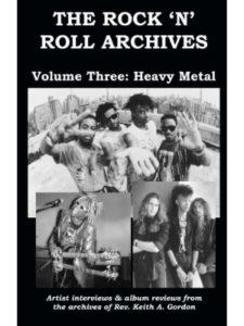 CreateSpace Independent Publishing Platform archive  metal musics
