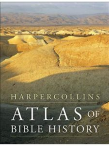HarperOne atlas  bible histories