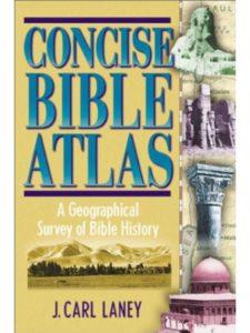 Hendrickson Pub atlas  bible histories