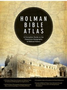 Holman Reference atlas  bible histories