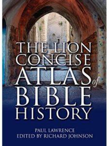 Lion Hudson atlas  bible histories