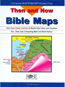 Rose Publishing atlas  bible histories